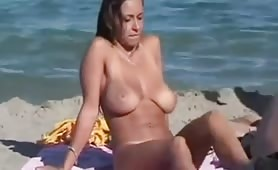 Hot Milf with enormous tits